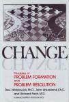 CHANGE : Principles Of Problem Formation & Problem Resolution