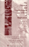 THE PHYSICAL AND PSYCHOLOGICAL EFFECTS OF MEDITATION (2nd Edition)