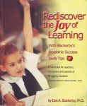 REDISCOVER THE JOY OF LEARNING