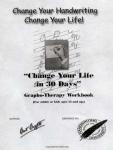 CHANGE YOUR HANDWRITTING CHANGE YOUR LIFE!
