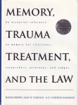 MEMORY, TRAUMA, TREATMENT, & THE LAW