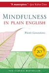 MINDFUNESS IN PLAIN ENGLISH