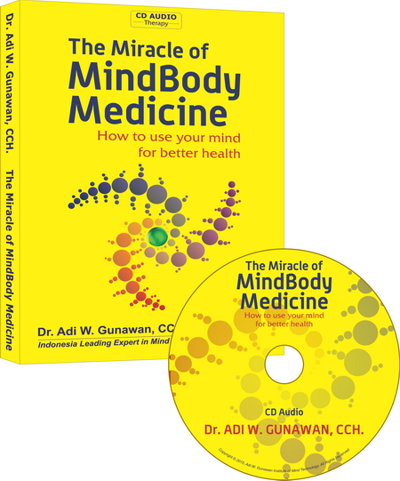 0.The Miracle of MindBody Medicine: How to use your mind for better health (CD Audio Therapy)