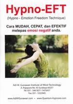 HYPNO-EFT: Cara Mudah, Cepat, & Efektif Melepas Emosi Negatif Anda (DVD)