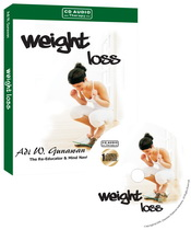 Weight Loss (CD Audio Therapy)