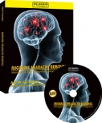 Migraine Headache Removal (CD Audio Therapy)